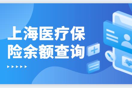 上海医疗保险怎么查询余额,三种方法轻松搞定